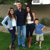 Kira with family Insta-Nov-2014