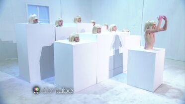Maddie - Elastic Heart - on Ellen 04