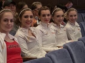 804 ALDC students in the audience