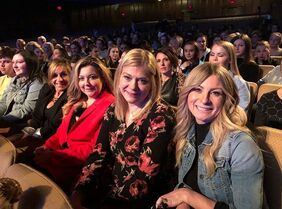 805 Moms in the audience