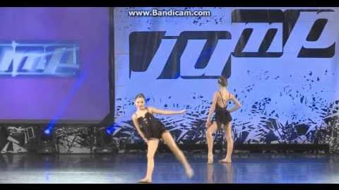 Bombshell- Mackenzie Ziegler and Brooke Kosinski