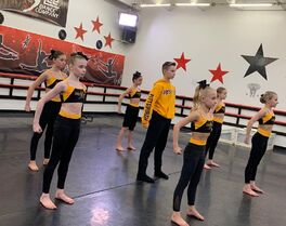 802 Group Rehearsal