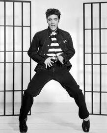 Elvis dancing(1)