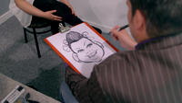 S2E7 Lisa drawing