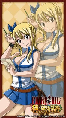 Lucy card 1