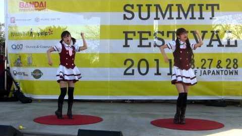 JPSF 2011, Danceroid LOL -Lots Of Laugh-