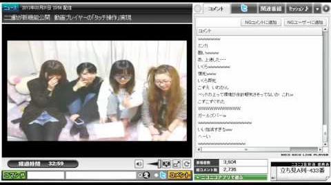 第40回目★DANCEROIDing 2012.4.1