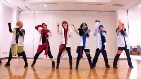【6人で】マジLOVE1000%【踊ってみた】2011.8.14