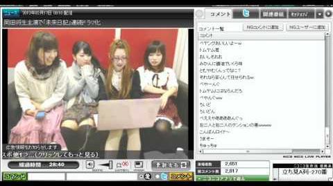 第34回目★DANCEROIDing 2012.2.19