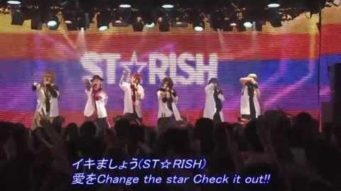 【ダンマス3】DANCEROID x Gachi♂ x ゲッツ「マジLOVE1000%」踊ってみた 2011.10.15