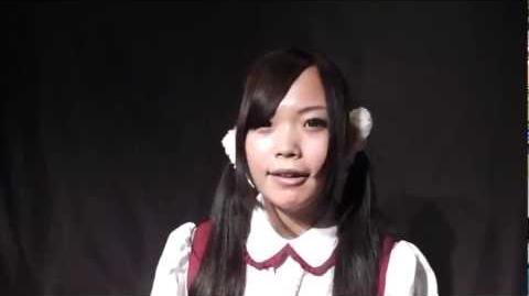【本宮麻里絵】DANCEROID第3期メンバーオーディション 2012.10.22