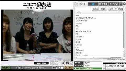 第54回目★DANCEROIDing 2012.7