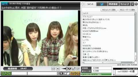 第53回目★DANCEROIDing 2012.7