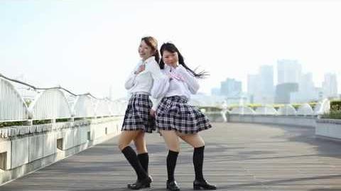 【まぁむとまりえ】Sweetie×2踊ってみた【ミジンコ】-0