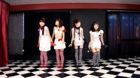 【DANCEROID】ポーカーフェイス【踊ってみた】-0