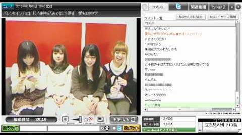 第36回目★DANCEROIDing 2012.3.4