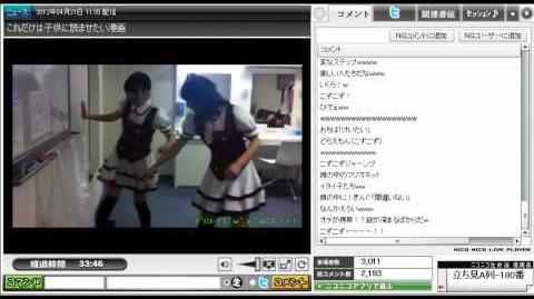 第43回目★DANCEROIDing 2012.4.22