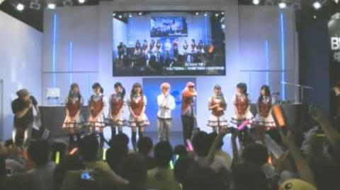 超会議2【DJ KOO(TRF) × DJ'TEKINA SOMETHING × DANCEROID】自己紹介 2013.4.28