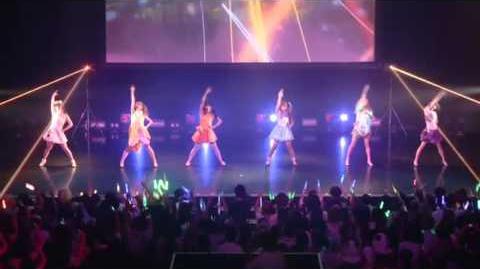 【VocaNicoNight4】DANCEROID「リリリリ★バーニングナイト」を踊ってみた 2013. 8