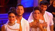 Meryl Davis Maksim Chmerkovskiy & Danica McKeller Valentin Chmerkovskiy - Dance Duel - Week 8
