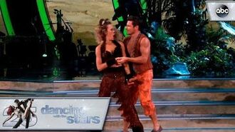 Nick​ and​ ​Peta's - Quickstep - Dancing with the Stars