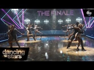 Finale Opening Number - Dancing with the Stars