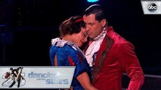 Vanessa​ and​ Maks' - Waltz - Dancing with the Stars
