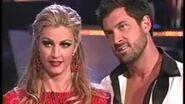 Erin Andrews & Maksim Chmerkovskiy - Tango - Week 4