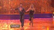Kirstie Alley & Maksim Chmerkovskiy - Cha-Cha-Cha - Week 1