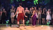 Meryl Davis & Maksim Chmerkovskiy - Samba - Week 5