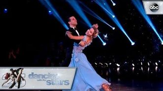 Lindsey and​ Mark's - Foxtrot - Dancing with the Stars