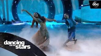 Alexis & Alan's Foxtrot – Dancing with the Stars