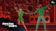 Lamar Odom's Salsa - Dancing with the Stars