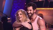 Kirstie Alley & Maksim Chmerkovskiy 12 - Freestyle - Week 10