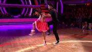 Dancing With the Stars (Season 18) Week 2 (Meryl Davis & Maks Chmerkovskiy Swing)