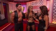Erin Andrews & Maksim Chmerkovskiy - Paso Doble - Week 9