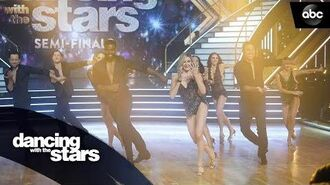 Semi-Finals Opening Number - Dancing with the Stars
