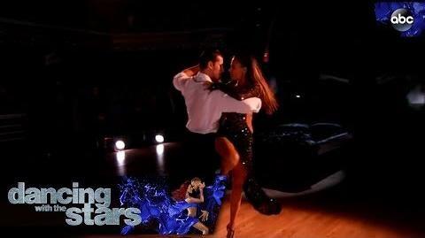 Jana & Gleb's Tango - Dancing with the Stars
