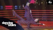 Kate Flannery's Jive - Dancing with the Stars