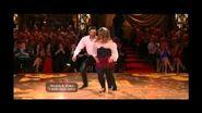 Kirstie Alley & Maksim Chmerkovskiy - Quickstep Samba - Week 7