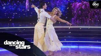 Lauren Alaina's Foxtrot - Dancing with the Stars