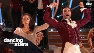 Juan Pablo & Cheryl's Waltz – Dancing with the Stars