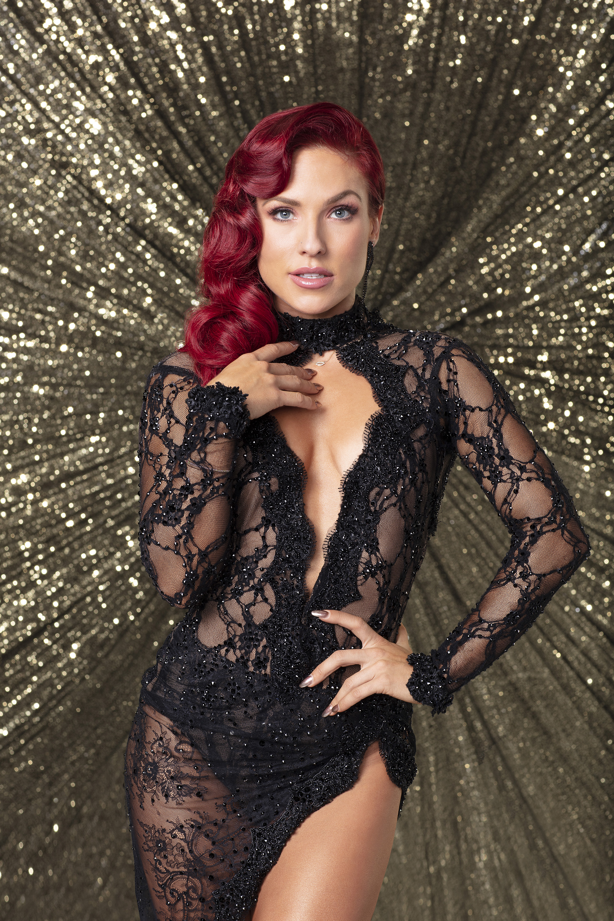 Pictures Sharna Burgess nude photos 2019