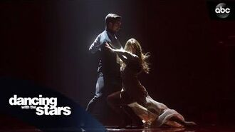 Hannah Brown's Freestyle - Dancing with the Stars