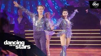 James Van Der Beek's Cha Cha - Dancing with the Stars