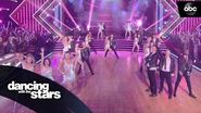 Boy Band & Girl Group Night Opening Number - Dancing with the Stars