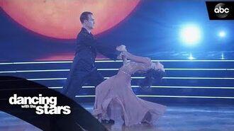 James Van Der Beek's Foxtrot - Dancing with the Stars