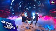 Jason & Elliana's Tango - DWTS Juniors