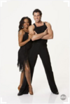 Mel B and Maks S5