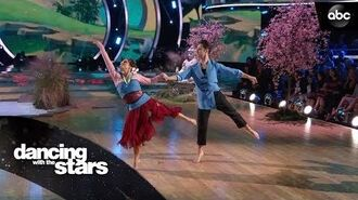 Mary Lou & Sasha's Contemporary – Dancing with the Stars